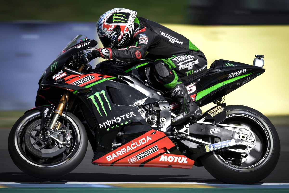 Zarco Delights Home Crowd with French GP Pole